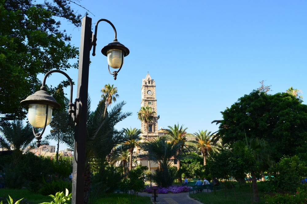 Tripoli Al-Tell Clock Tower..jpg